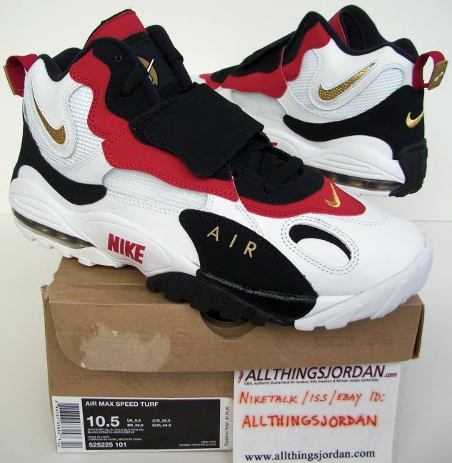 new arrivals 7d3af edf02 nike air max speed turf 49ers for sale
