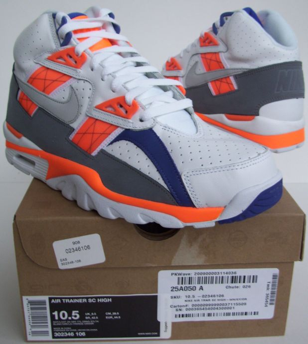 Air Trainer SC Black Grey  34 Bo Jackson via theshoegame.com  2a777ae34