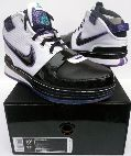 Zoom Lebron 6 summit Lake Sz 10.5